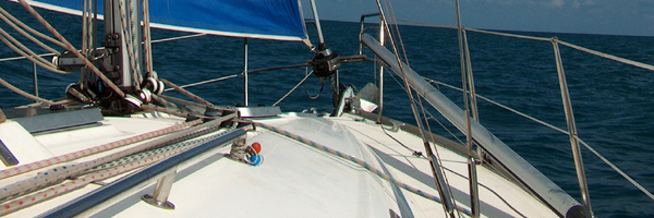 Cinque Terre in Barca a vela