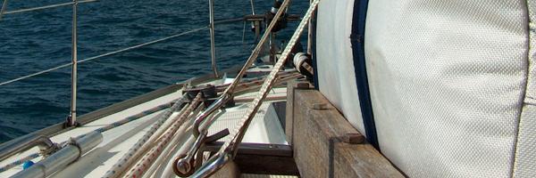 Isola Palmaria in Barca a vela